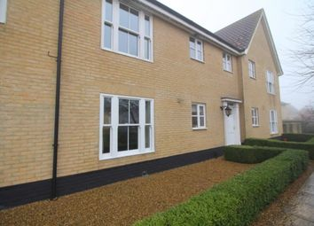 Thumbnail 2 bedroom flat for sale in Bromedale Avenue, Mulbarton, Norwich