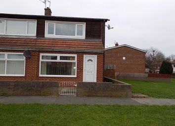 Thumbnail 2 bed terraced house to rent in Castleton Road, Jarrow