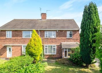 Thumbnail 3 bed semi-detached house for sale in Hillbeck Crescent, Wollaton, Nottingham, Nottinghamshire