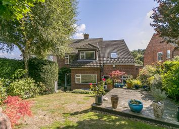 Thumbnail 4 bed property for sale in Hever Wood Road, West Kingsdown, Sevenoaks