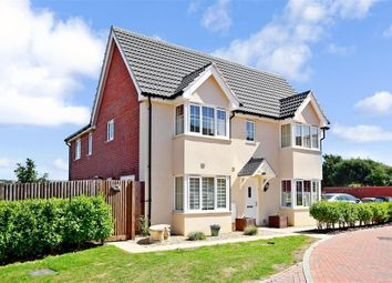Thumbnail 3 bed semi-detached house for sale in Gladys Avenue, Peacehaven, East Sussex
