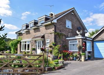 Thumbnail 4 bed detached house for sale in The Close, Hilmarton, Calne, Wiltshire