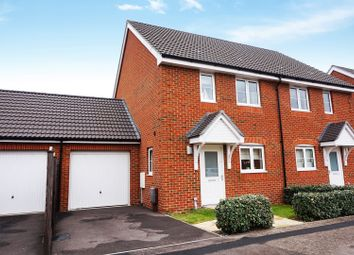 Thumbnail 3 bed semi-detached house for sale in Westland Drive, Lee-On-The-Solent