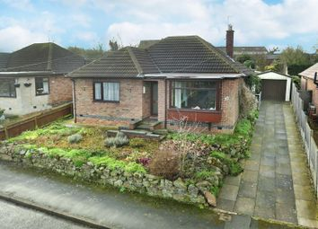 Thumbnail 3 bed detached bungalow for sale in Stevens Close, Ullesthorpe, Lutterworth