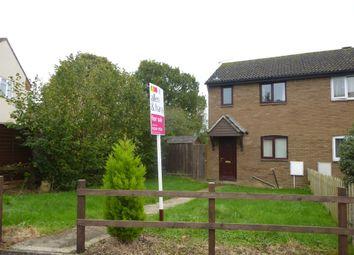 Thumbnail 2 bed end terrace house for sale in Buckingham Road, Pewsham, Chippenham