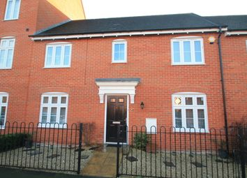 Thumbnail 4 bedroom terraced house for sale in Prince Rupert Drive, Aylesbury