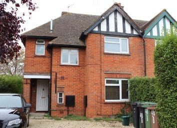 Thumbnail 1 bed maisonette to rent in Caldecott Road, Abingdon, Oxfordshire