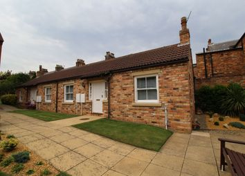 Thumbnail 1 bed bungalow for sale in Strawberry Court, Scarborough