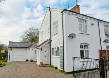 Thumbnail 2 bed semi-detached house for sale in Broadway Road, Windlesham