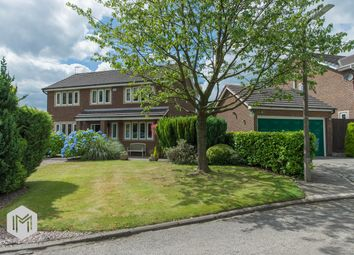 Thumbnail 4 bed detached house for sale in Dentdale Close, Bolton