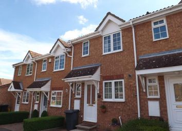 Thumbnail 2 bed terraced house for sale in Elgar Drive, Shefford, Bedfordshire