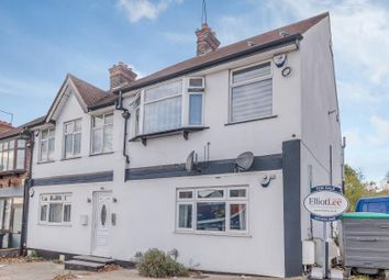 Thumbnail 2 bed flat for sale in Greenford Road, Greenford, Middlesex