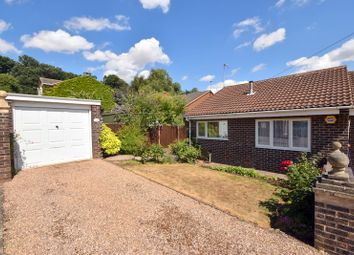 Thumbnail 2 bed semi-detached bungalow for sale in Duncan Way, Loughborough