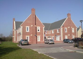 Thumbnail 3 bed flat for sale in Minnow Close, Swindon