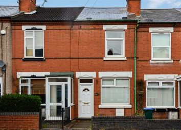 Thumbnail 2 bedroom terraced house for sale in Broomfield Road, Earlsdon, Coventry, West Midlands