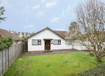 Thumbnail 3 bed detached bungalow for sale in Woods Hill Lane, Ashurst Wood, West Sussex