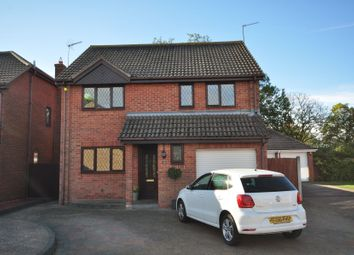 Thumbnail 4 bed detached house for sale in Bushell Way, Kirby Cross