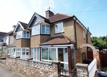 Thumbnail 3 bed semi-detached house for sale in Ewell By Pass, Ewell Village