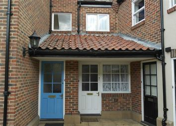 Thumbnail 2 bed terraced house for sale in Taylors Court, 1 Monk Street