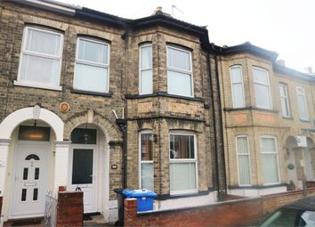 Thumbnail 3 bedroom terraced house for sale in Regent Road, Lowestoft, Suffolk