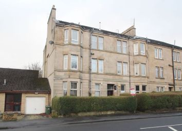 Thumbnail 1 bed flat for sale in 81, Lounsdale Road, Basement Left, Paisley PA29Du