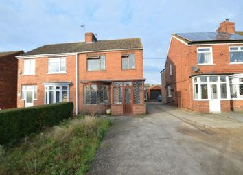 Thumbnail 3 bed semi-detached house for sale in Moorwell Road, Bottesford, Scunthorpe