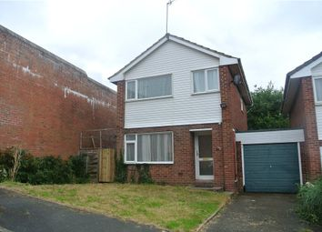 Thumbnail 3 bed link-detached house to rent in Hicks Close, Warwick