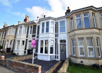 Thumbnail 4 bed terraced house for sale in Thornleigh Road, Horfield, Bristol