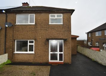 Thumbnail 3 bed semi-detached house for sale in Ullswater Close, Dalton-In-Furness, Cumbria