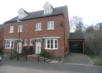 Thumbnail 4 bed town house to rent in Primrose Way, Kidderminster