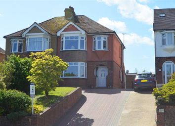 Thumbnail 4 bed semi-detached house for sale in Canterbury Road, Bapchild, Sittingbourne