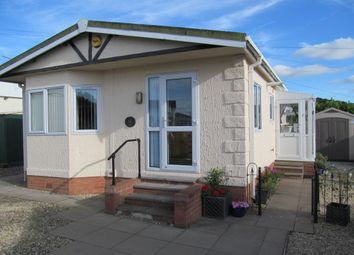 Thumbnail 2 bed mobile/park home for sale in Sunny Haven Park (Ref 5650), Howey, Llandrindod, Wells, Powys, Wales