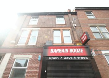 Thumbnail 3 bed duplex to rent in Ilkeston Road, Nottingham