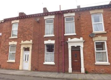 Thumbnail 2 bed terraced house for sale in Northcote Road, Preston, Lancashire