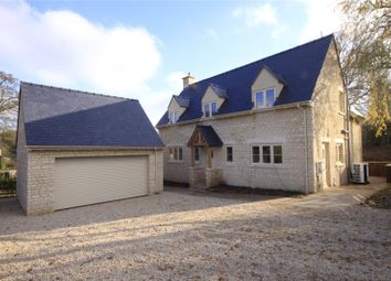 Thumbnail 4 bed detached house for sale in Cutham Lane, Perrotts Brook, Cirencester