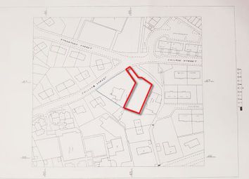 Thumbnail Land for sale in College Street, Dumfries