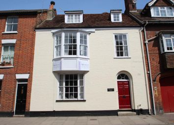 Thumbnail 5 bed terraced house for sale in 45 Bedwin Street, Salisbury