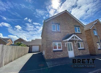 Thumbnail 4 bed detached house to rent in Skomer Drive, Milford Haven, Pembrokeshire.