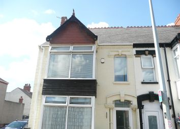 Thumbnail 1 bedroom flat to rent in Mill Road, Cleethorpes
