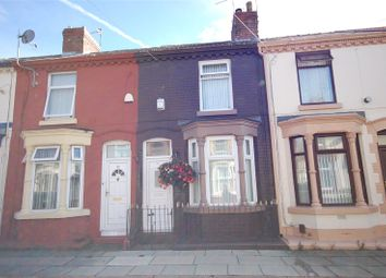 Thumbnail 2 bedroom terraced house for sale in Macdonald Street, Wavertree, Liverpool