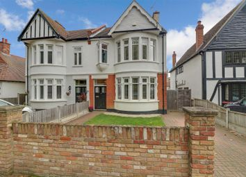 Thumbnail 4 bed semi-detached house for sale in Boston Avenue, Southend-On-Sea