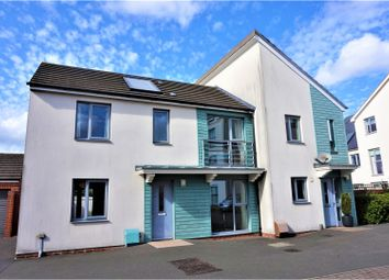 Thumbnail 3 bed semi-detached house for sale in Little Locky Close, Cheswick Village