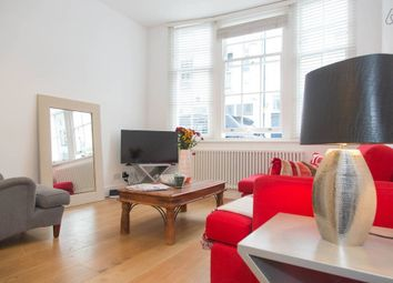 Thumbnail 4 bed flat to rent in Manson Mews, London