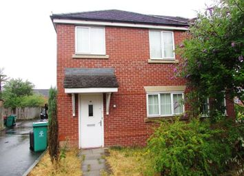 Thumbnail 2 bed semi-detached house for sale in Rawsthorne Avenue, Gorton, Manchester, Greater Manchester