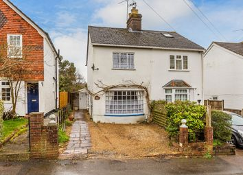 Thumbnail 2 bed semi-detached house for sale in Common Road, Redhill