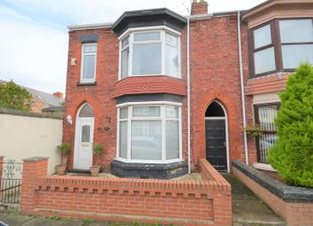 Thumbnail 4 bed end terrace house for sale in 1 Belmont Gardens, Hartlepool