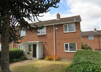 Thumbnail 2 bed end terrace house for sale in Sycamore Road, Coventry