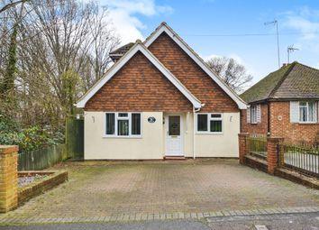 Thumbnail 3 bed bungalow for sale in Tudor Road, Kennington, Ashford