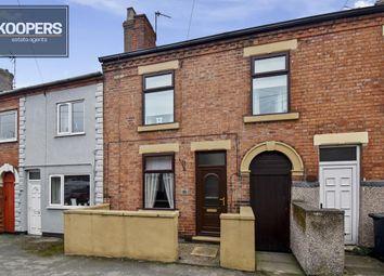 Thumbnail 3 bed terraced house for sale in Prospect Street, Alfreton