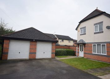 Thumbnail 3 bed end terrace house for sale in Cairngorm Drive, Sinfin, Derby